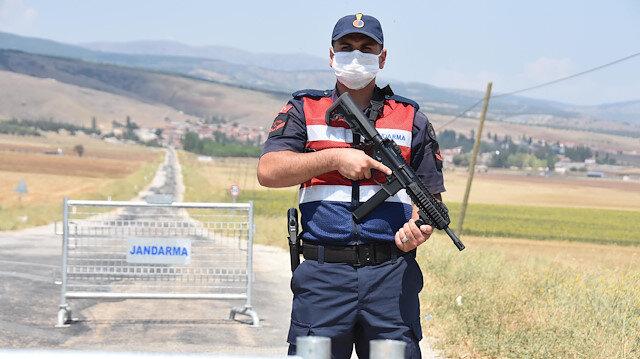 Sivas'ta iki köy karantinaya alındı: Giriş çıkışlar yasaklandı