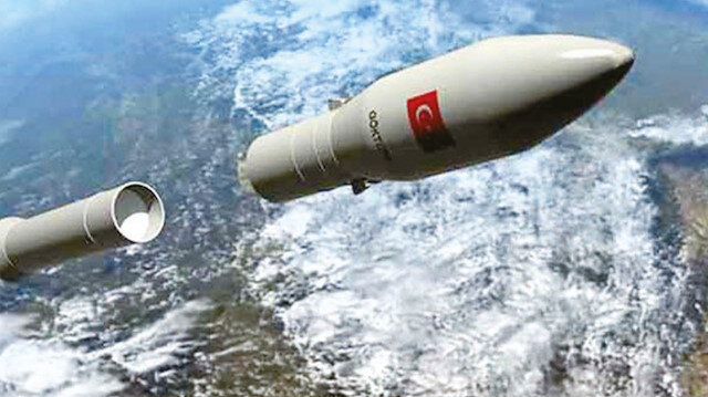 İki aşamada uzaya: Türkiye uzay rekabetinde ben de varım demeye hazırlanıyor