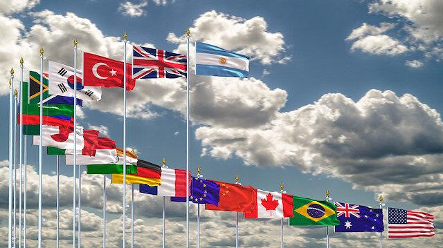 G20 ülkeleri arasında Çin dışında daralma yaşamayan yok: Türkiye kaçıncı sırada?