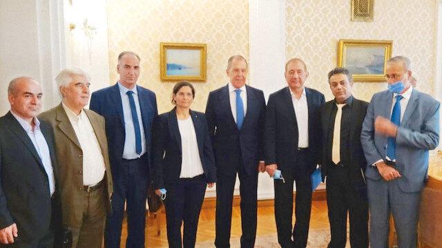 Lavrov PKK'yı ağırladı: Rusya ve PKK/YPG arasında beş maddelik anlaşma imzalandı