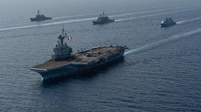 Fransa'dan Doğu Akdeniz'de gerilimi tırmandıracak hamle: Türkiye'ye karşı en büyük silahını gönderiyor
