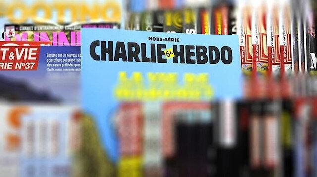 Charlie Hebdo'dan Müslümanlara ağır tahrik: Hz. Muhammed'e hakaret içeriği taşıyan karikatür yeniden yayınlanacak