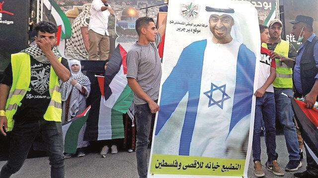 Netanyahu ve Trump'ın imdadına Arap Siyonistler yetişti