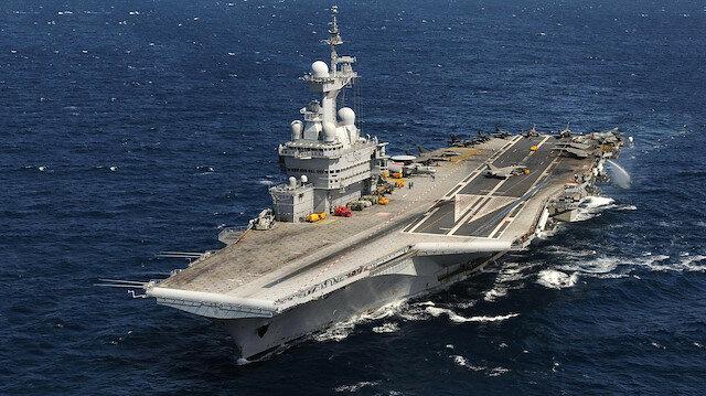 Fransa'dan Doğu Akdeniz'de gerilimi tırmandıracak hamle: Savaş gemisi gönderdi