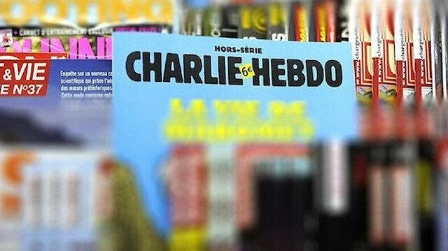 Charlie Hebdo'dan küstah karar: Peygamberimiz Hz.Muhammed'in tartışmalı karikatürlerini yeniden yayınlayacaklar
