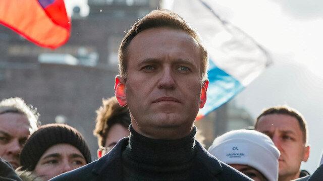 Muhalif Rus lider Navalnıy'ın rahatsızlanma sebebi belli oldu