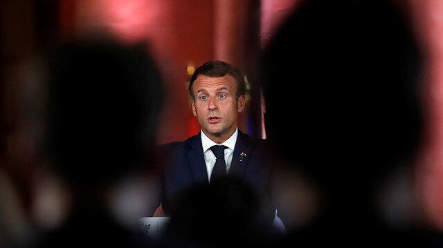Macron, Hz.Muhammed karikatürlerini kınamayı reddetti