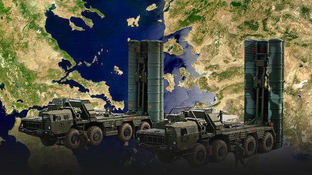 Yunanistan'ın provokasyonları S-400'leri kritik hale getirdi: Doğu Akdeniz'i uçuşa yasak bölge haline getirir