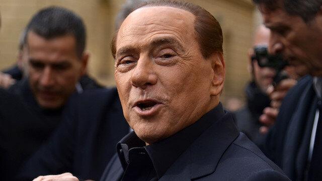 Seksen dört yaşındaki eski İtalya Başbakanı Berlusconi koronavirüse yakalandı