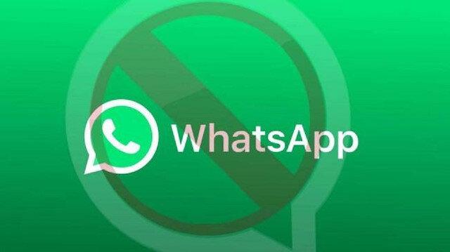 Whatsapp'tan engellendiğimi nasıl anlarım?