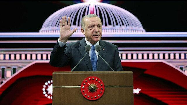 """Sömürgecilik dönemi bitti: Cumhurbaşkanı Erdoğan Fransa'yı """"modern sömürgeci"""" olarak tanımladı"""