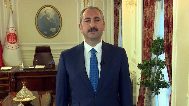 Adalet Bakanı Abdülhamit Gül'den İnsan Hakları Eylem Planı'na ilişkin açıklama: Önemli yol haritası olacak