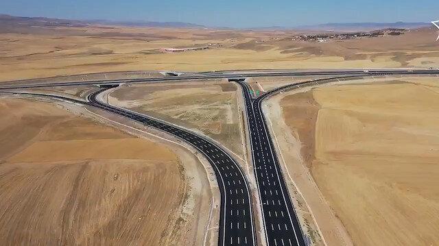 Türkiyenin en akıllı yolu Ankara-Niğde Otoyolu bugün açılıyor