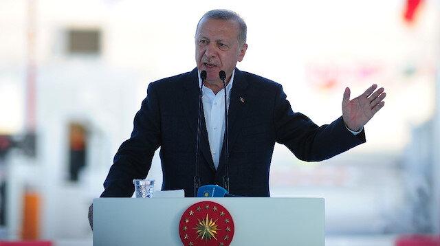 Cumhurbaşkanı Erdoğan'dan Ankara-Niğde Otoyolu paylaşımı: Ülkemize çağ atlatmaya devam edeceğiz