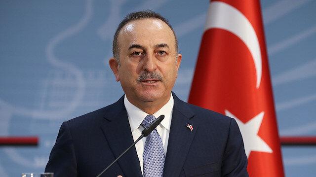 Bakan Çavuşoğlu: Yalan söyleyen Yunanistan'ın kendisi