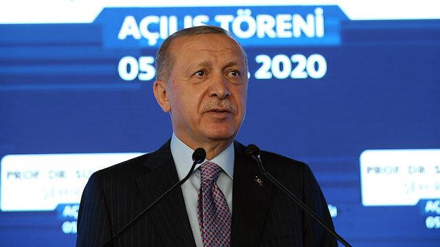Cumhurbaşkanı Erdoğan: Ahlaksız haritaları yırtıp atacağız
