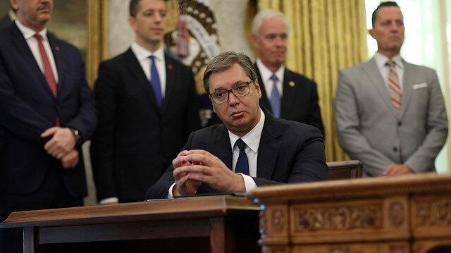 Vucic'in Beyaz Saray'daki görüntüleri tartışılıyor