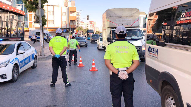 İstanbul'daki denetimlerde ilginç tablo: Her üç araçtan ikisi ceza yedi