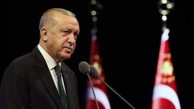 Cumhurbaşkanı Erdoğan yeni koronavirüs tedbirlerini açıkladı: Toplu taşımada ayakta yolcu alınmayacak