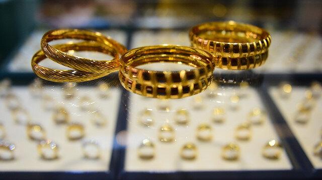 Altın fiyatlarından son durum: Gram altın 463 lira seviyelerinde
