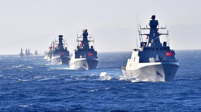 Bloomberg'den Doğu Akdeniz analizi: Türk donanması yakında Yunan rakibini geride bırakacak