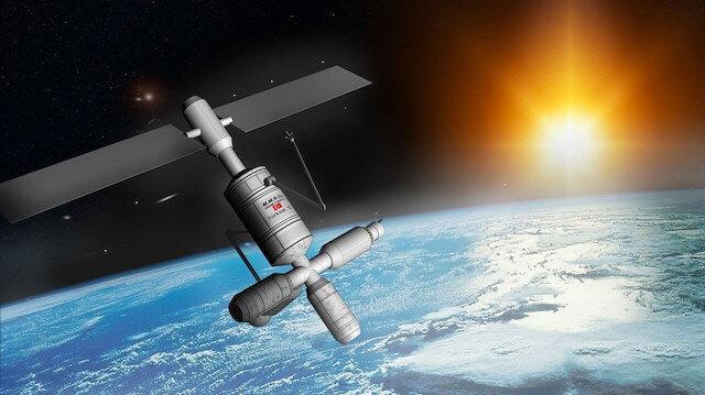 Geri sayım başladı: Türksat 5A, SpaceX tarafından uzaya gönderilecek