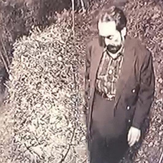 Adnan Oktar ve örgüt üyelerinin gizli geçitten kaçtığı görüntüler ortaya çıktı