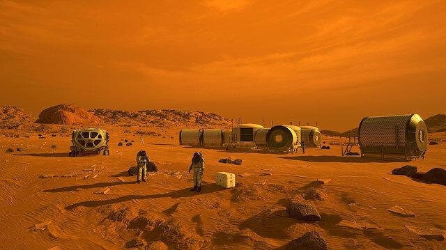 NASA ilk insanlı uzay uçuşunda Mars'a neler yollayacağını açıkladı