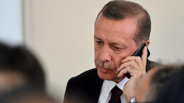 Cumhurbaşkanı Erdoğan'dan Japonya Başbakanı Abe'ye geçmiş olsun telefonu