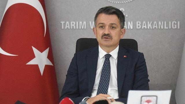 Tarım ve Orman Bakanı Bekir Pakdemirli: Kuru incir fiyatları memnun etmezse TMO devreye girecek