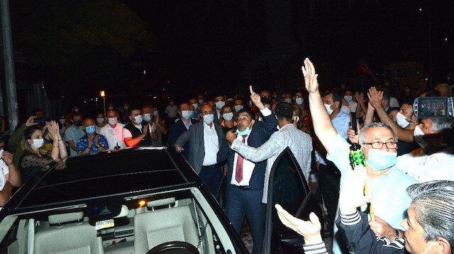 CHP'de onlarca kişi izinsiz 30 Ağustos kutlamasında koronavirüse yakalandı