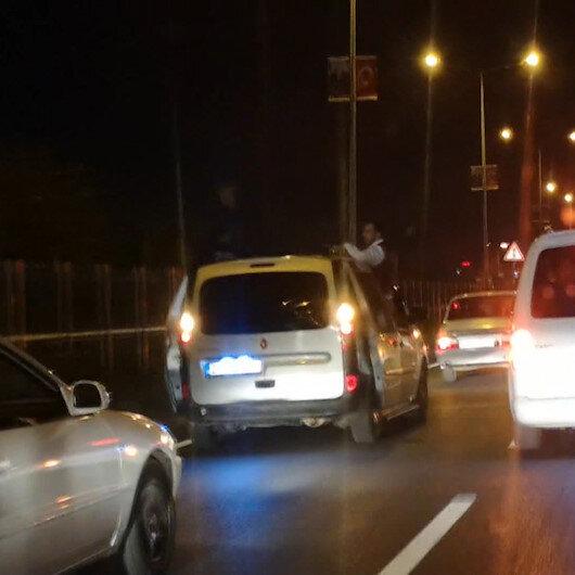Ne yasak tanıdılar ne korona virüs: Diyarbakırdaki düğün konvoyu kamerada