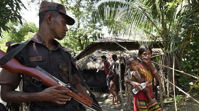 Myanmarlı askerlerden, Arakanlı Müslümanlara 'soykırım' itirafı