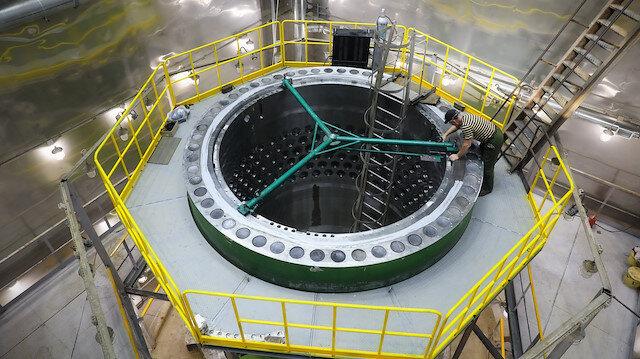 Akkuyu NGS'de önemli gelişme: İlk güç ünitesinde yer alacak reaktör için son aşamaya geçildi