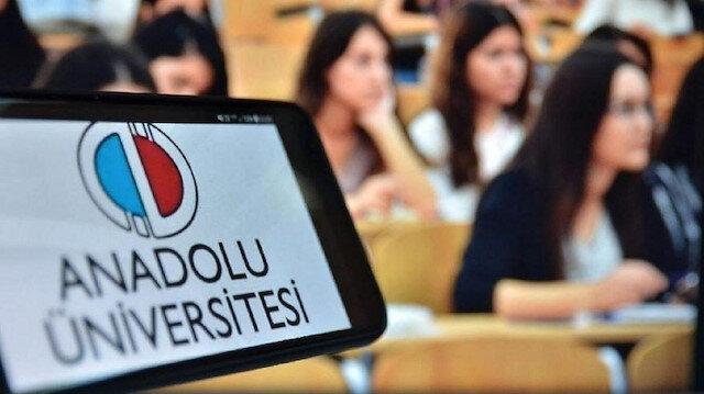 AÖF sınav sonuçları açıklandı mı? 2020 Anadolu Üniversitesi AÖF yaz okulu sınav sonucu sorgulama ekranı