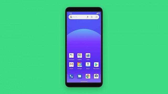 Giriş seviyesi akıllı telefonlar için Android 11 Go yayınlandı