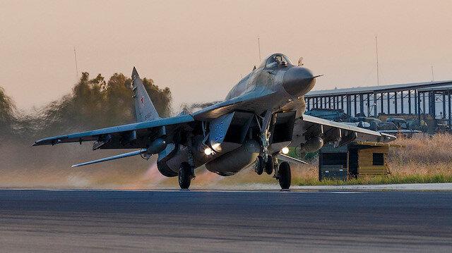 Libya'ya inen kargo uçakları, gözleri Rusya'nın Hafter'e desteğine çevirdi