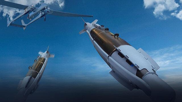 SİHAlara F-16 mühimmatı geliyor: Hem düşük maliyetli hem de hedef hassasiyeti yüksek