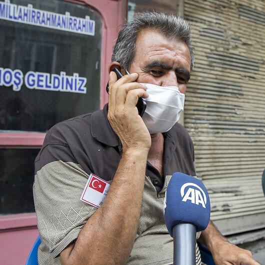Cumhurbaşkanı Erdoğandan İdlib şehidi Serdar Aslanın ailesine taziye telefonu