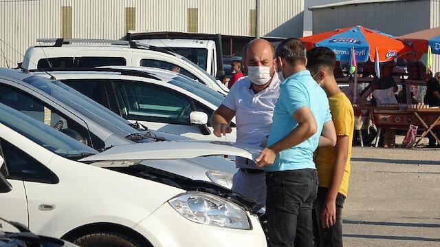 ÖTV düzenlemesi sonrası fiyatı en fazla artan ikinci el otomobil