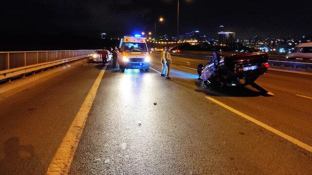 İstanbul'da 'makas' dehşeti: Üç kişi yaralandı