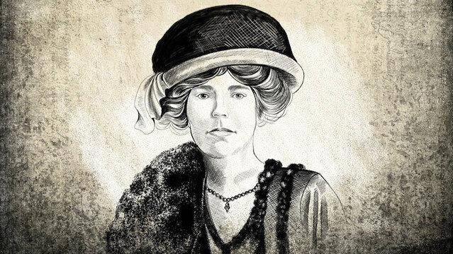 Gertrude Bell: süslü şapkasıyla bir şark şeytanı