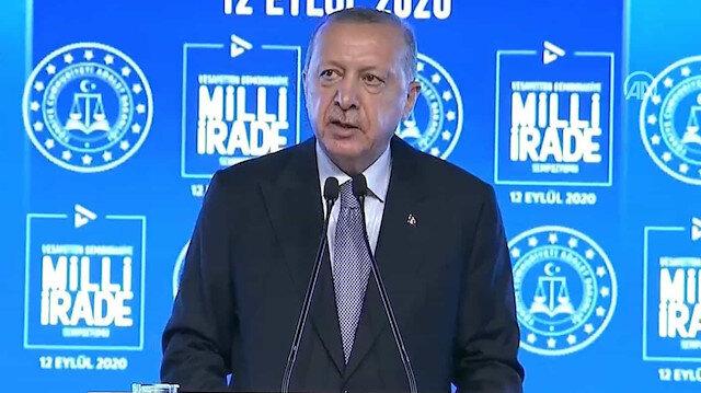 Cumhurbaşkanı Erdoğan'dan Macron'a sert tepki: Senin şahsımla daha çok sıkıntın olacak