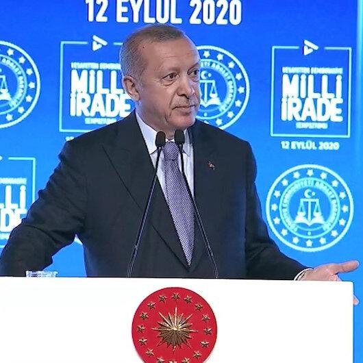 Cumhurbaşkanı Erdoğandan Macrona: Senin şahsımla daha çok sıkıntın olacak