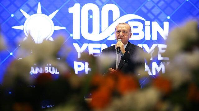 Cumhurbaşkanı Erdoğan'dan Macron'a: Senin zaten süren az kaldı, gidicisin