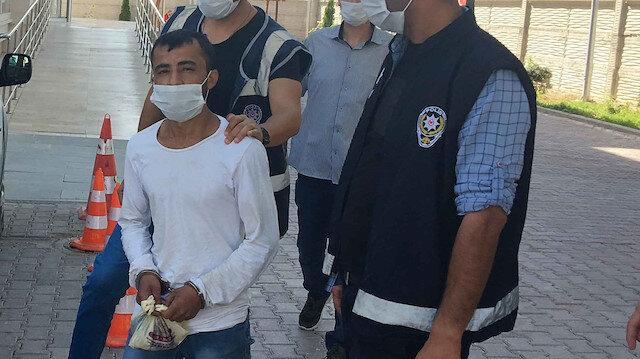 Hırsızın yüzsüzü: Gazetecileri görünce 'İyi çek ağabey' dedi