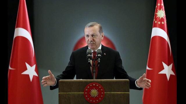 Daha çok sıkıntın olacak: Cumhurbaşkanı Erdoğan deyim yerindeyse Macron'a verdi veriştirdi