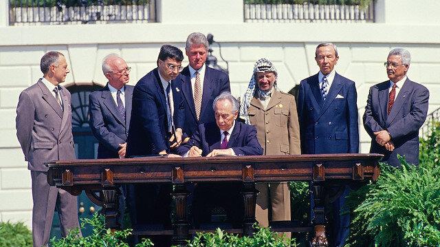 'Oslo Anlaşması artık ölü'