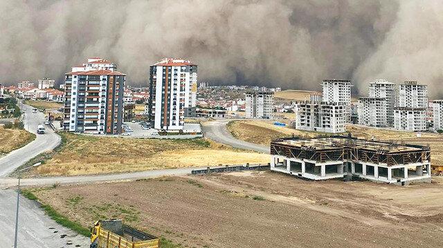Ankara'da toz fırtınası devam edecek mi? Prof. Dr. Hüseyin Toros açıkladı