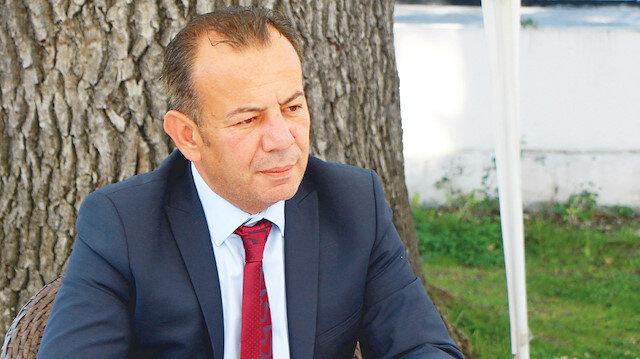 Ucuz savunma: Yeni Şafak'a saldıracağına çıkıp özür dile Tanju Özcan